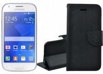 Partner Tele Etui Samsung Galaxy Ace 4 Fancy Book Sm G357 7844815539 Etui Na Telefon Ceny I Opinie Ceneo Pl