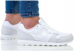 7c9ac593 Buty Nike Damskie MD Runner 2 Gs 807319-100 Białe Allegro