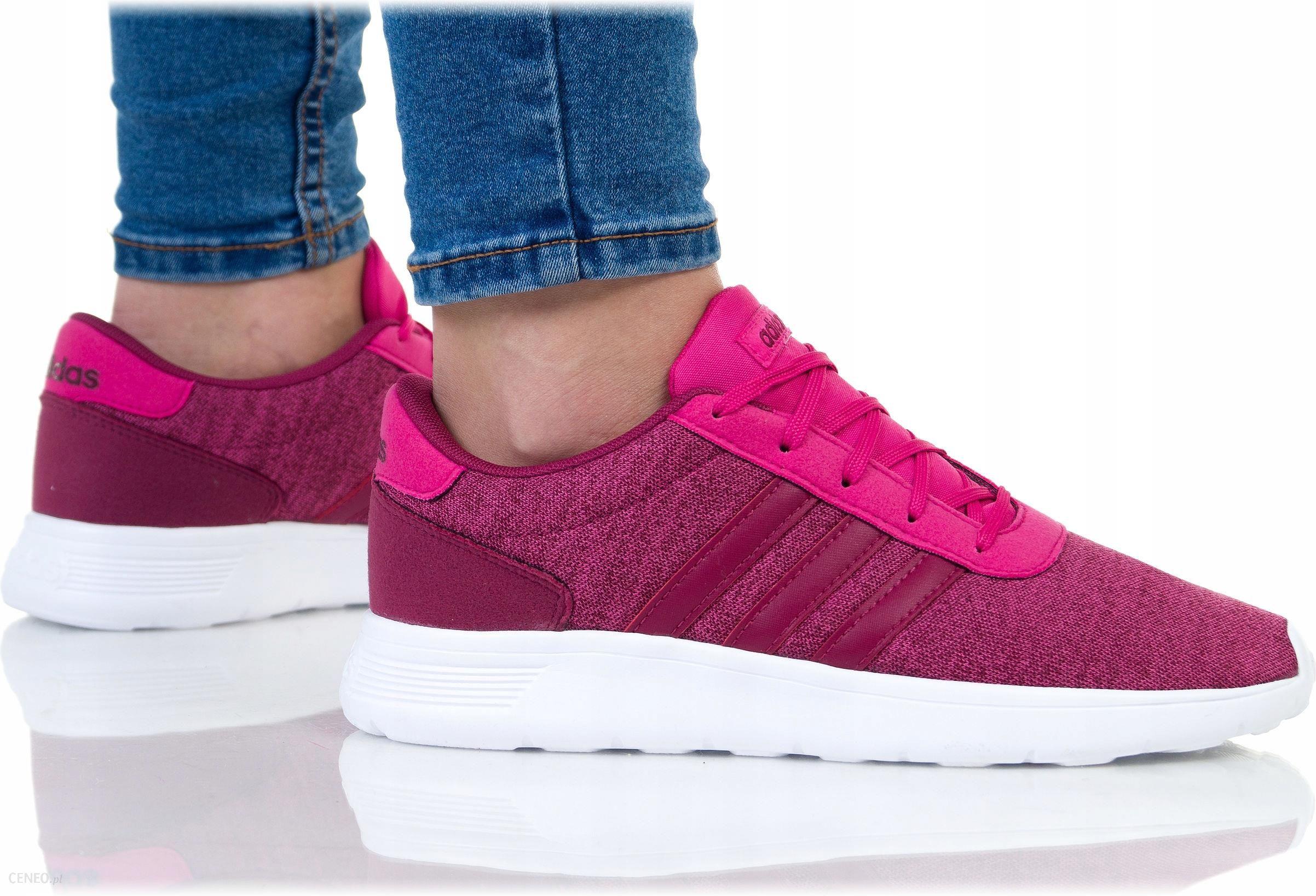 Buty Adidas Damskie Lite Racer K B75701 Różowe Ceny i opinie Ceneo.pl