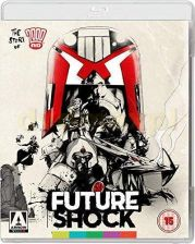 Futureshock! The Story Of 2000AD [Blu-Ray]