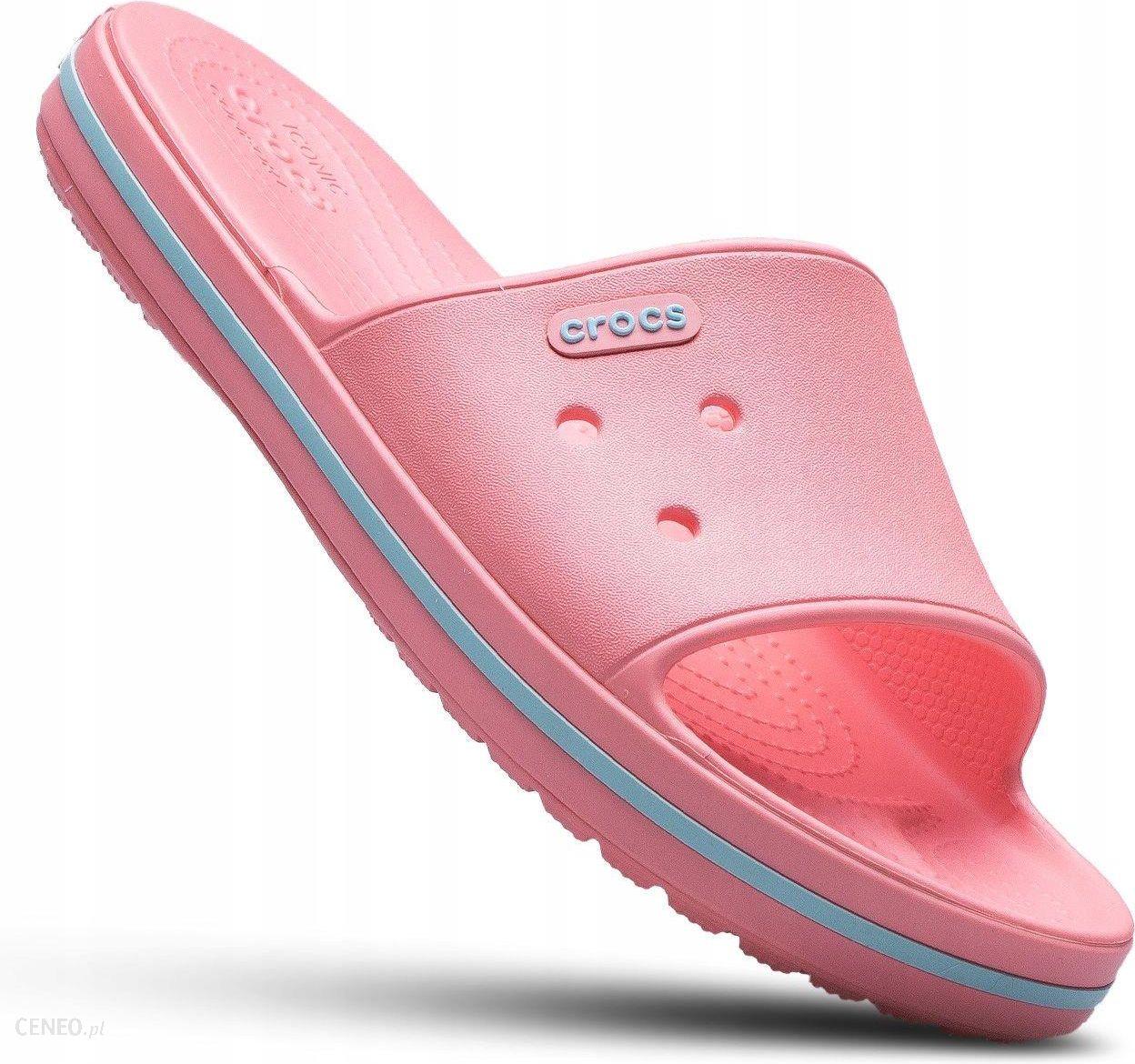 5b0d89cf8a532f Crocs klapki damskie kąpielowe basen plażę różowe - Ceny i opinie ...