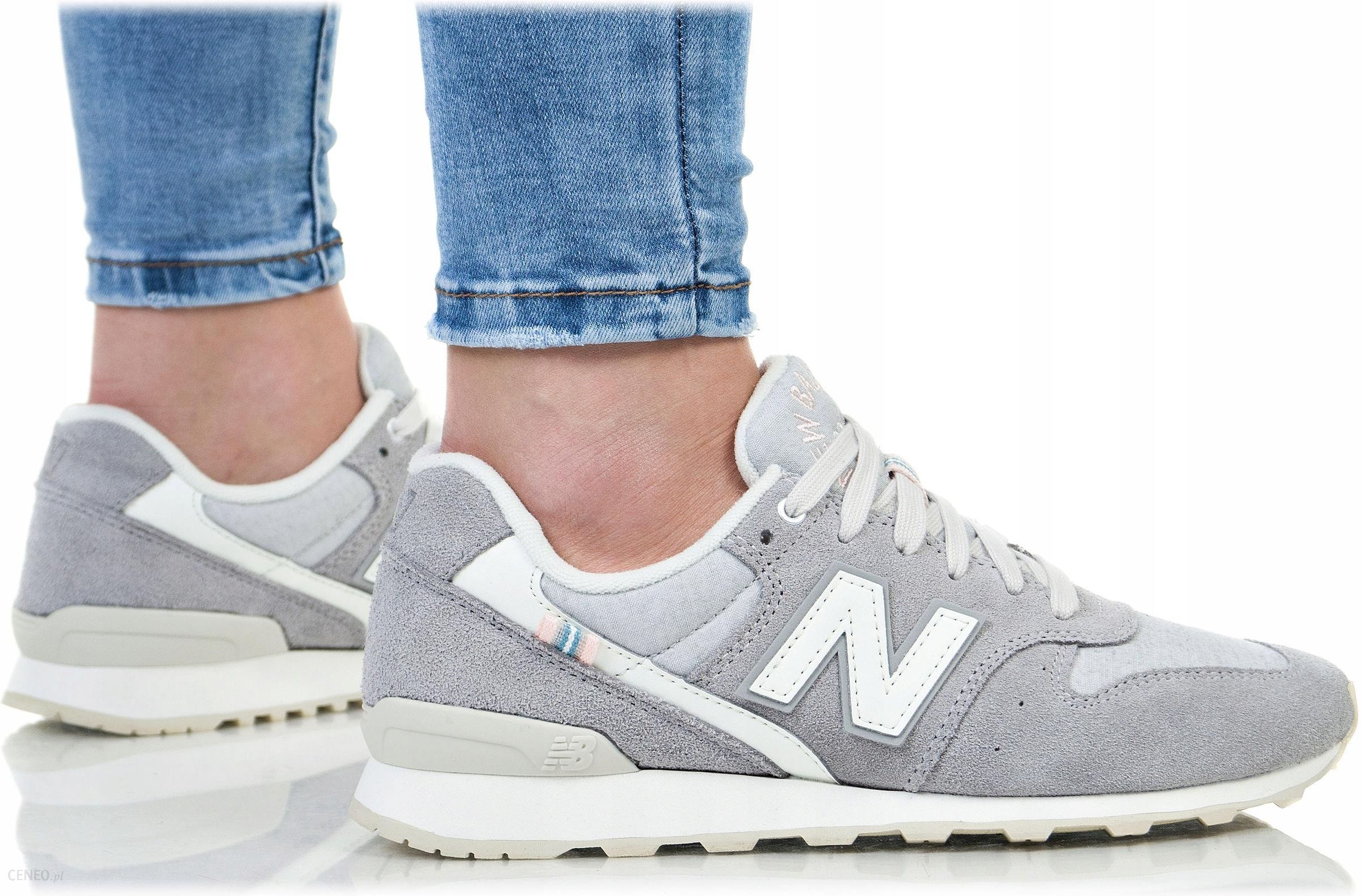 detailed pictures best cheap cute Buty New Balance 996 Damskie WR996YC Szare - Ceny i opinie - Ceneo.pl