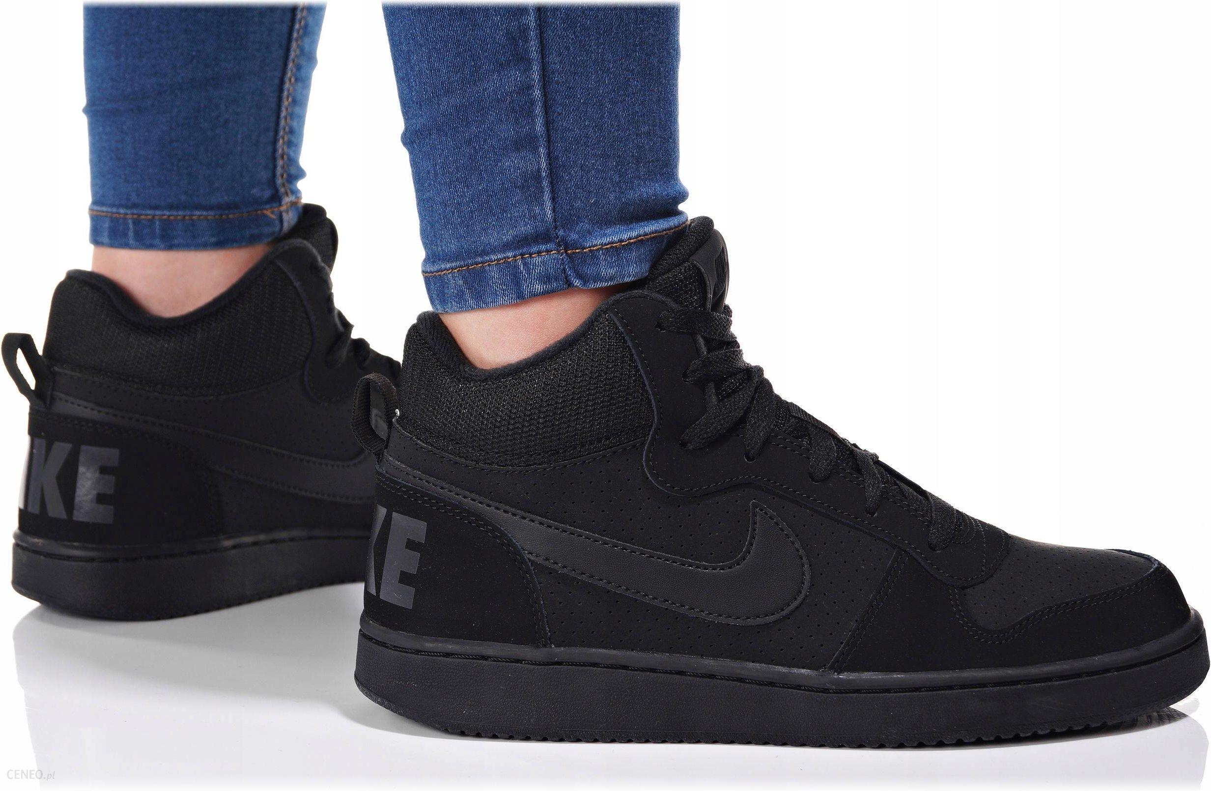 Buty Nike Damskie Court Borough MID Gs 839977 001 Ceny i opinie Ceneo.pl