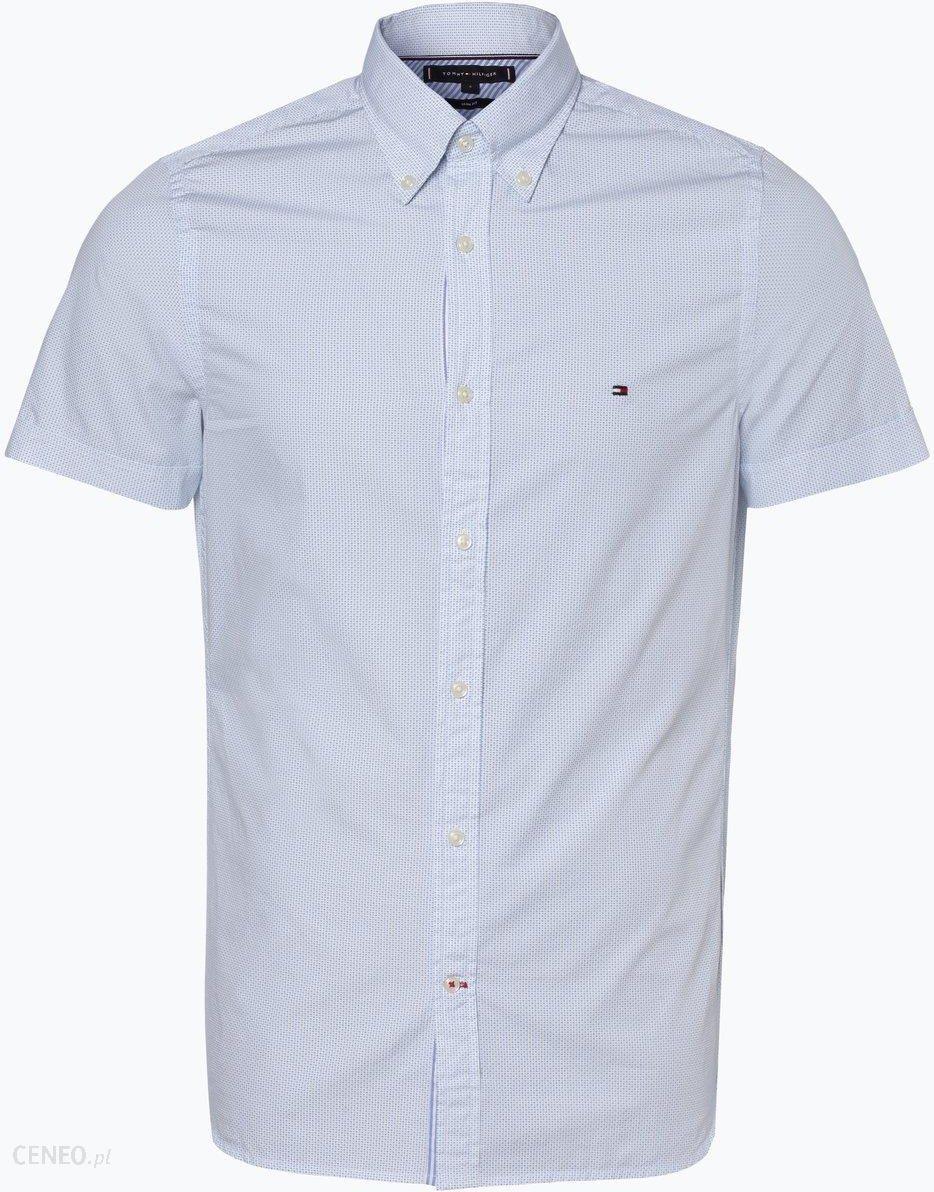0b5a2e834 Tommy Hilfiger - Koszula męska, niebieski - zdjęcie 1