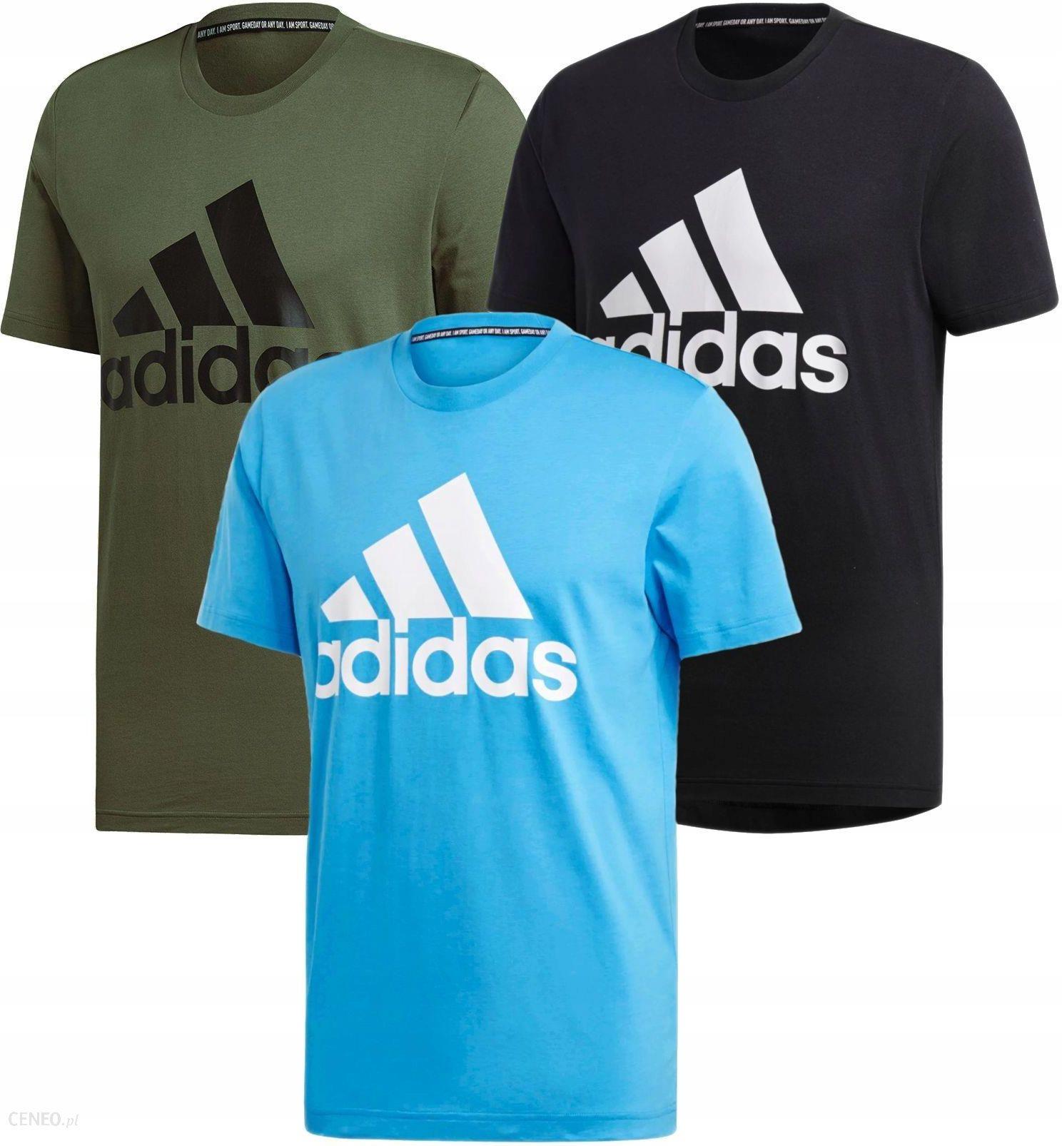60888800987aa Koszulki Męskie Adidas Komplet Zestaw Sportowe XL - Ceny i opinie ...