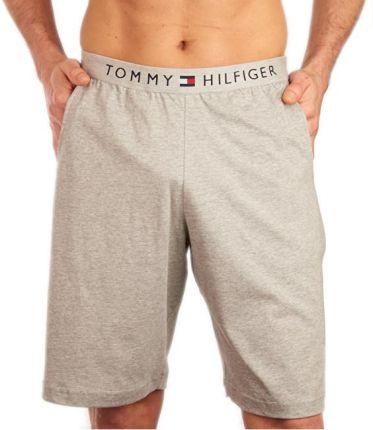 d1341adc9af40c Tommy Hilfiger Męska spodenki Short UM0UM01203 -004 Grey Heather (rozmiar  XL)
