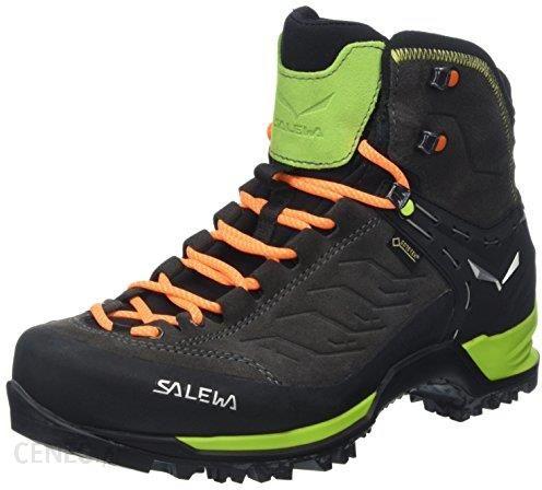 Amazon Salewa Ms Mtn Trainer Mid Gtx Meskie Buty Do Trekkingu I Wedrowek Z Membrana Gore Tex Czarny 48 5 Eu Ceneo Pl