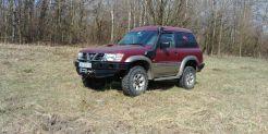Nissan patrol y61 swap mercedes om606 - Opinie i ceny na Ceneo pl