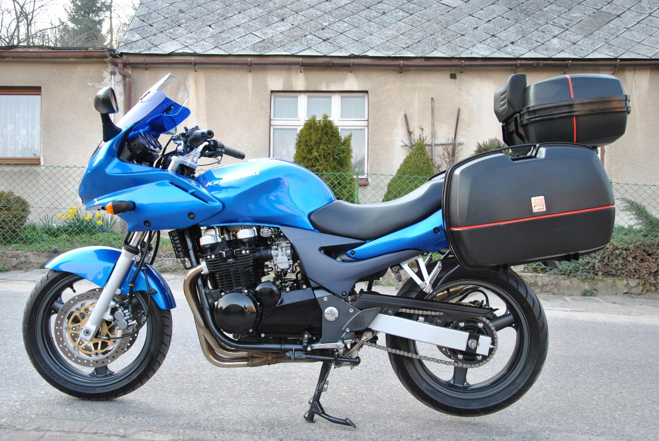 Kawasaki Zr 7 Zr 750 04r Niemcy Sprowadzony Opinie I Ceny Na Ceneopl