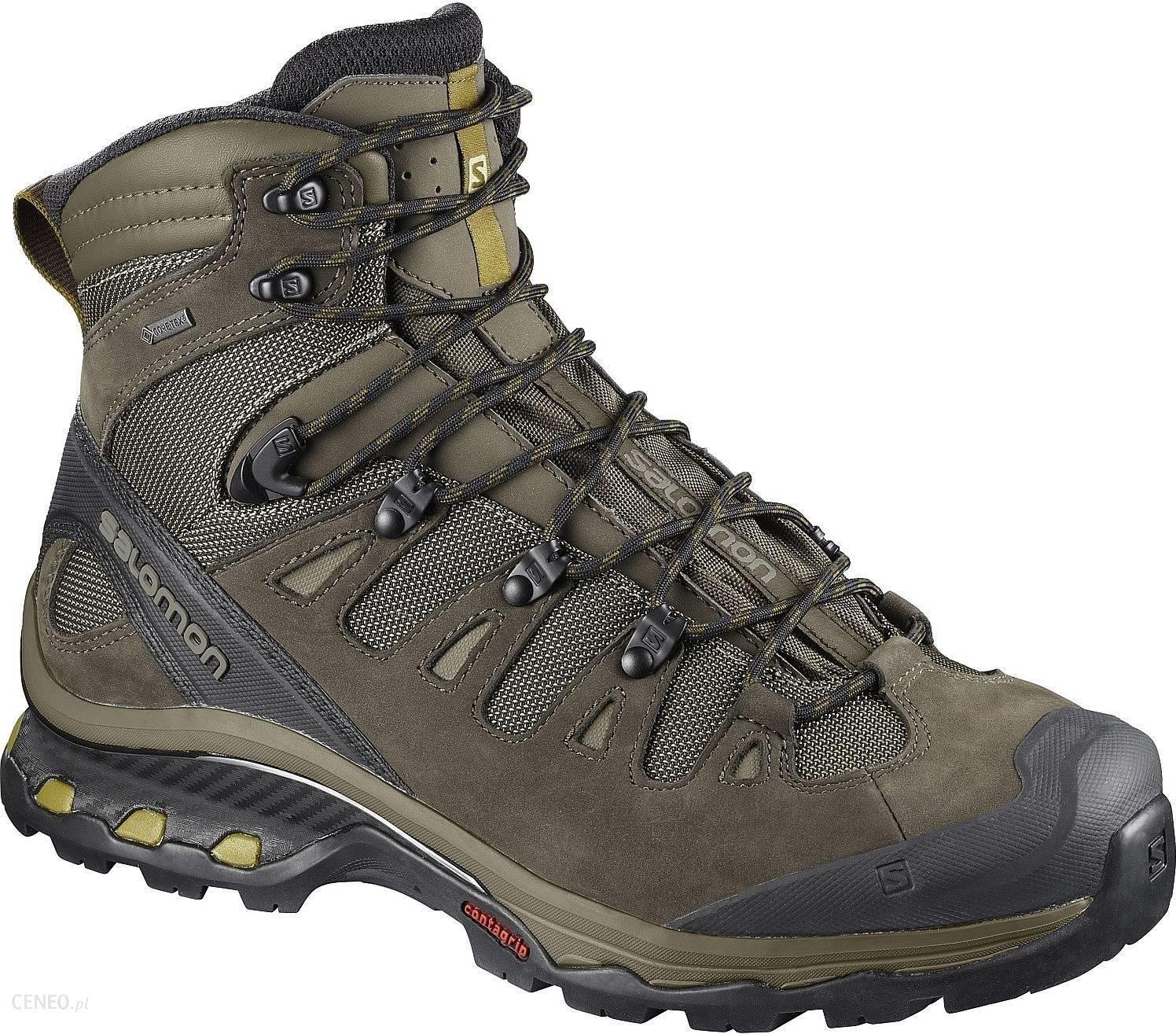 Buty trekkingowe Salomon Quest 4D 3 Gtx Wren Bungee Cord Ceny i opinie Ceneo.pl