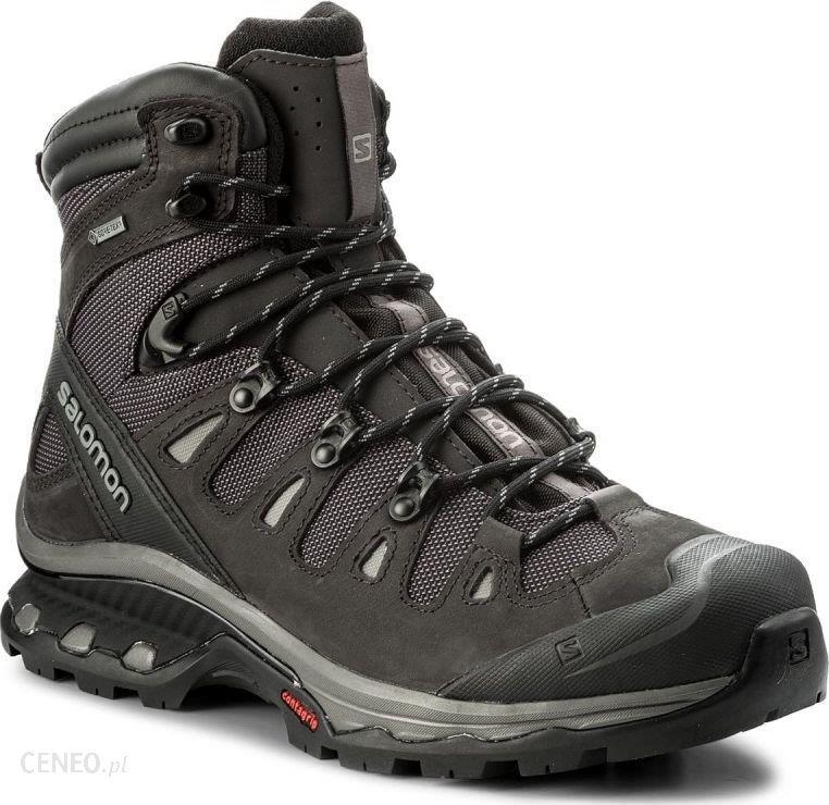 Buty trekkingowe Salomon Quest 4D 3 Gtx Gore Tex Czarne Ceny i opinie Ceneo.pl