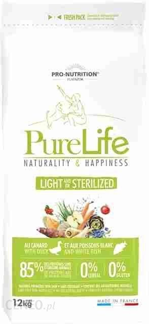 Pnf Pure Life Light/Sterilized 12kg