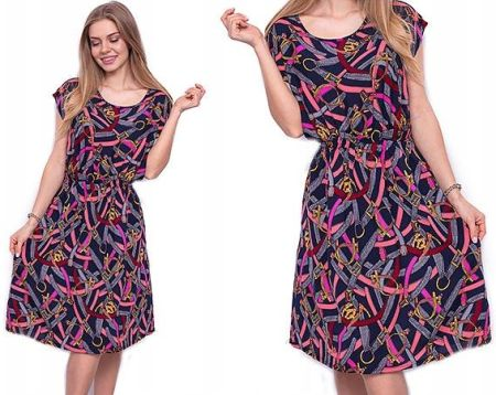 bdcab4d3ac Sukienki mini FLORIDA Meksykańska mody