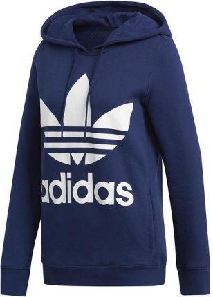 8ae72108a02e8 Bluza damska Trefoil Adidas Originals (dark blue)