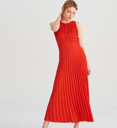 41ee398bb9 Czerwone sukienki wieczorowe - najlepsze oferty Ceneo.pl