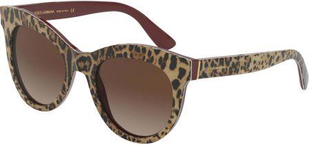 bcd15a54424 Dolce   Gabbana DG 4216 2940 8g - Ceny i opinie - Ceneo.pl