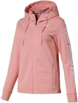 901046587668f Bluza z kapturem damska Modern Sports Hooded Jacket Puma (peach bud)