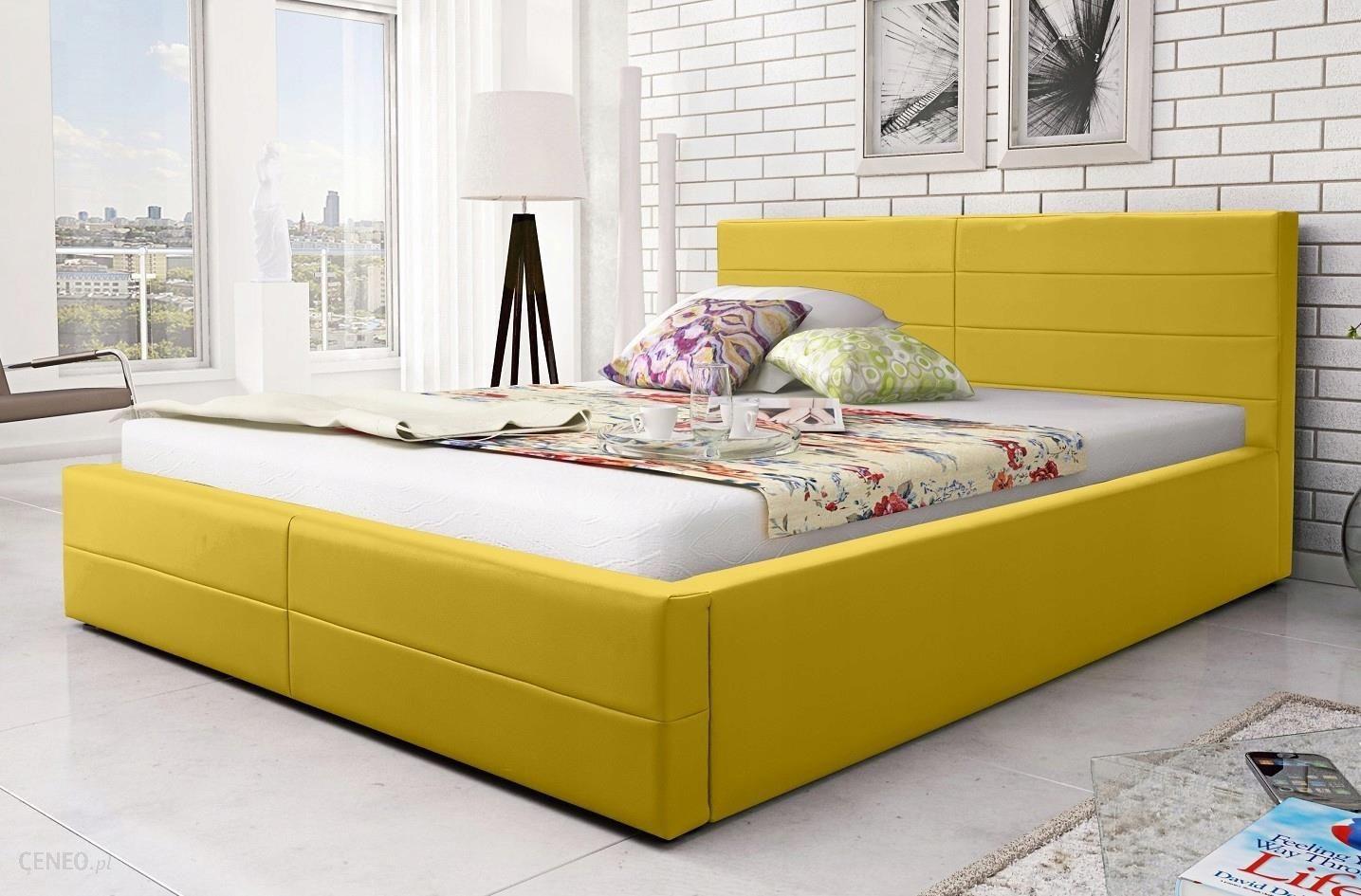 łóżko 200x200 Tapicerowane łoże Sypialniane Meble Opinie I Atrakcyjne Ceny Na Ceneopl