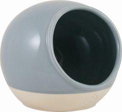 ce19f92ea73ff4 David Mason Pojemnik Ceramiczny Na Sól Artisan Niebieskoszary