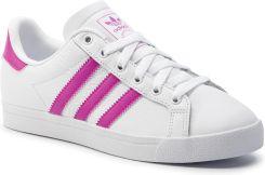 Buty juniorskiedamskie adidas COAST STAR EE7466 | Biały