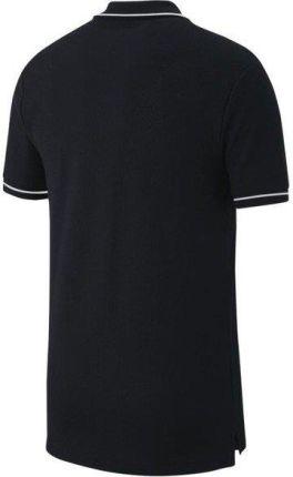 KOSZULKA MĘSKA POLO NIKE CLUB 19 AJ1502-010 - Ceny i opinie T-shirty i koszulki męskie RABS