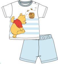 415596b6e4b3b2 Disney by Arnetta piżama chłopięca Kubuś Puchatek 74 niebieski