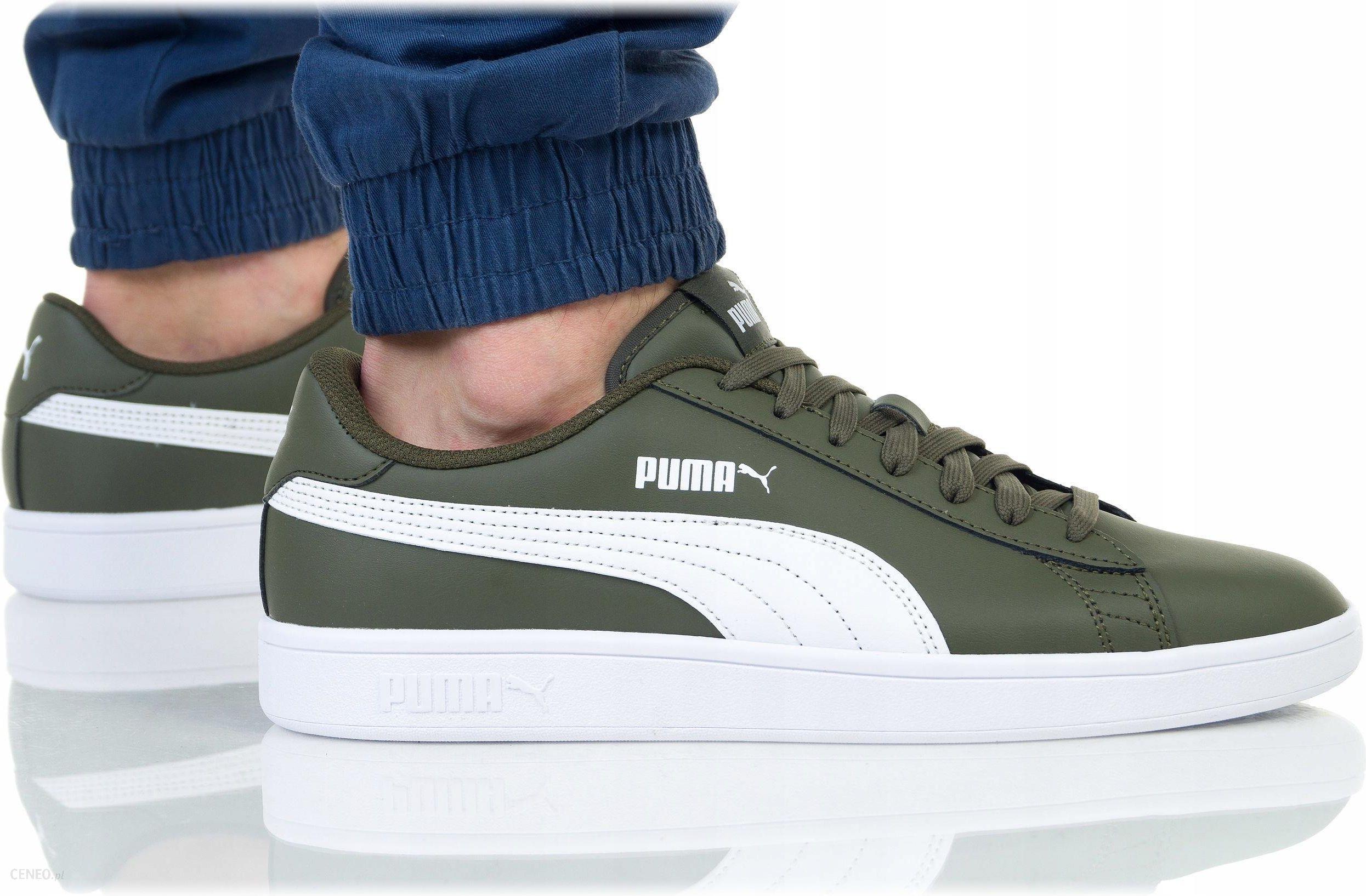 Buty Puma M?skie Smash V2 L 365215 11 Zielone Ceny i opinie Ceneo.pl