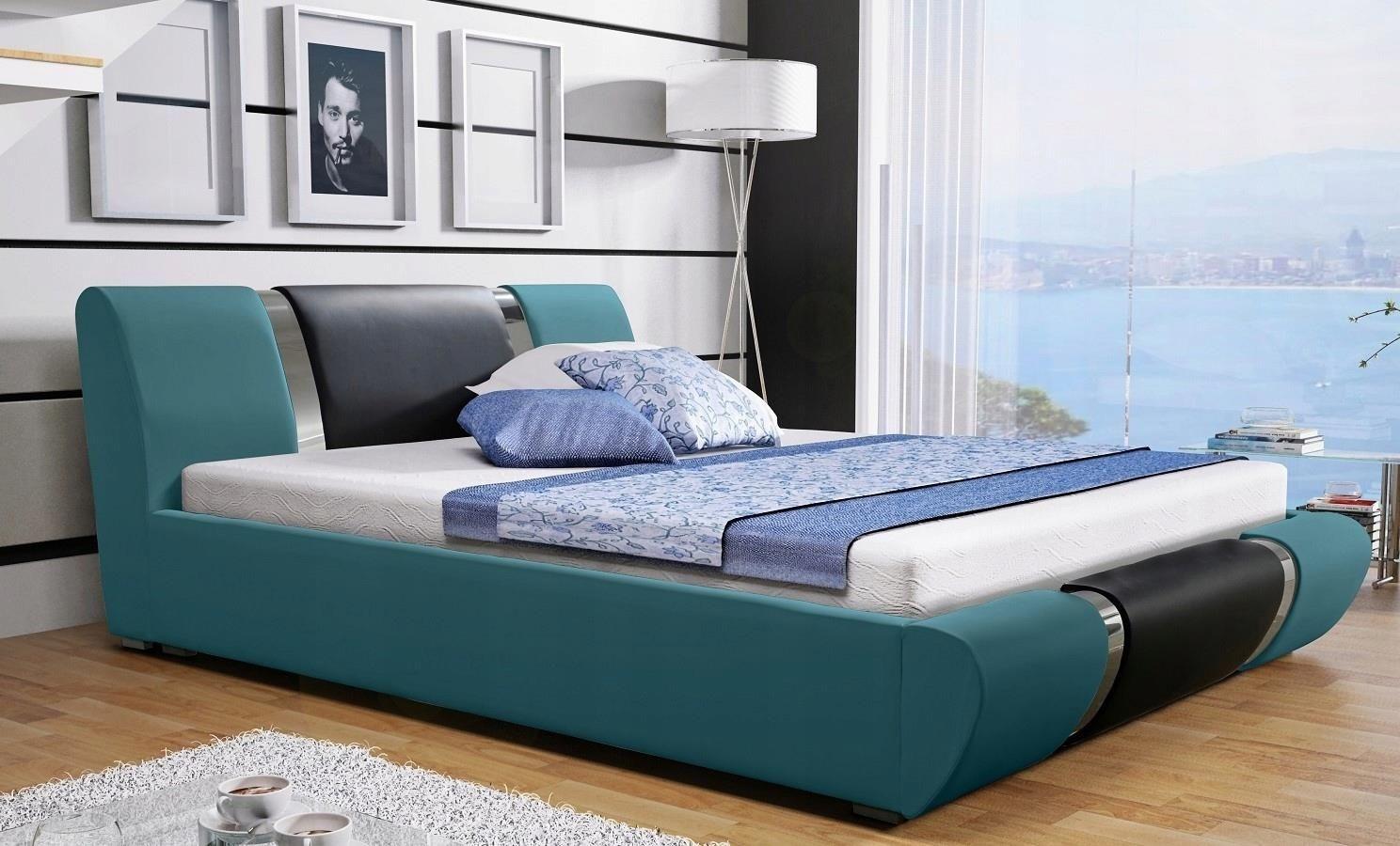 łóżko Tapicerowane Meble Do Sypialni łoże 140x200 Opinie I Atrakcyjne Ceny Na Ceneopl