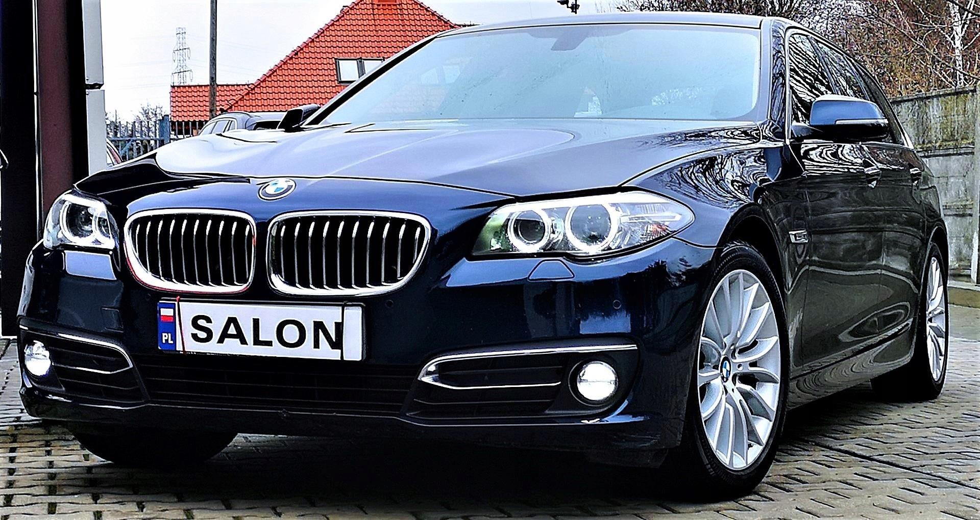 Bmw 520da 190 Xdrive Luxury Na Gwarancji Bmw 2020 Opinie I Ceny