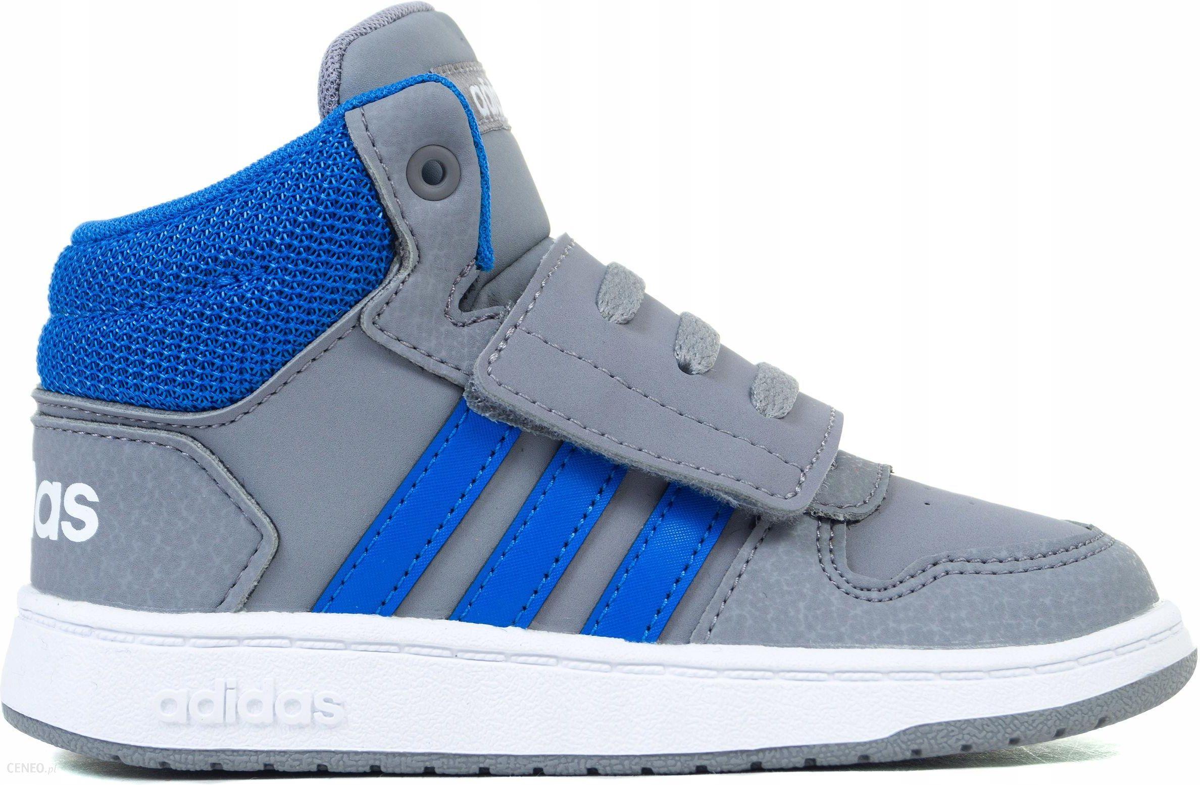 Buty Adidas Hoops 2.0 I F35833 Szare R. 24 Ceny i opinie Ceneo.pl