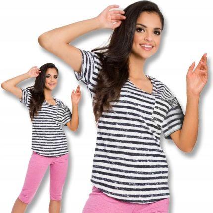 Obsessive koszulka i stringi 846 CHE 1 Che LXL Ceny i