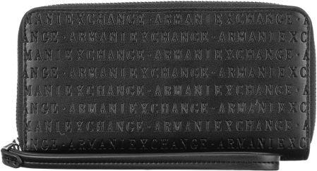 99536bf5a Podobne produkty do Duży Portfel Damski CALVIN KLEIN BLACK LABEL - Edge  Large Trifold K60K603911 618. Armani Exchange Portfel Czarny UNI