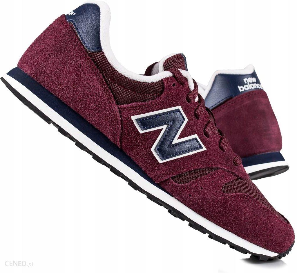 sneakersy męskie New Balance 373 Sneakersy Męskie ML373PBG