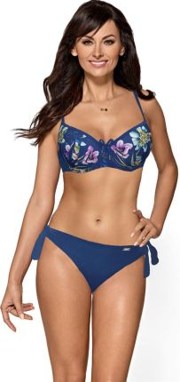 447529d6f9a5b4 Lupoline Dwuczęściowy kostium kąpielowy Squere z biustonoszem o ...