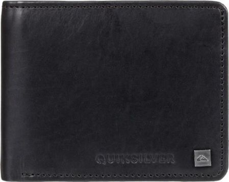 fc9f059eb1def 10-1-127-4 Portfel 379,00zł. portfel QUIKSILVER - Mackviii Black (KVJ0)