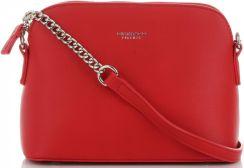2faf5c5f036e1 Eleganckie Torebki Damskie Modne Listonoszki włoskiej marki Diana&Co  Czerwone (kolory) ...