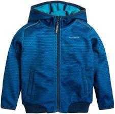 11f0d824c5559 Cool Club, Bluza sportowa chłopięca, z kapturem, geometryczny, drobny  wzorek ...