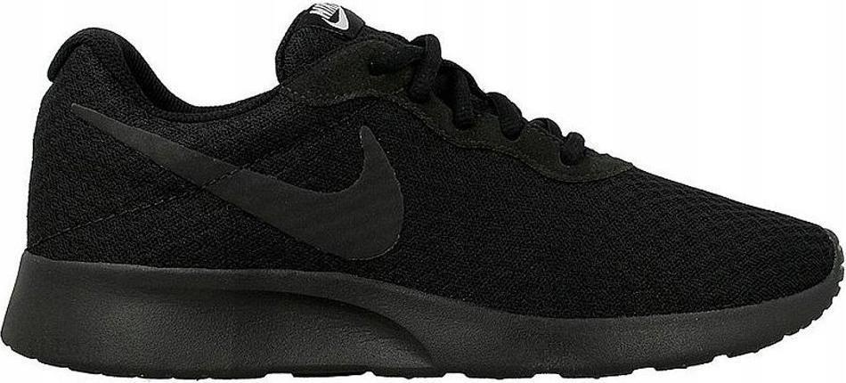 buty sportowe nike czarne