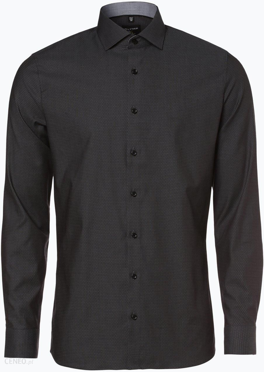 Amazon United Colors Of Benetton koszula męska Business Shirt, kolor: czarny (black 100) , rozmiar: xl