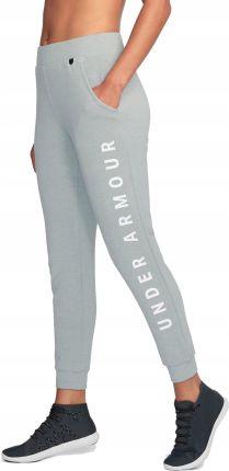 fd79a5416 Under Armour Spodnie dresowe damskie joggery - M Allegro