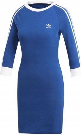 54f4bbbb3 Sukienka damska Adidas 3 Stripes Dress DV2609 - Ceny i opinie - Ceneo.pl