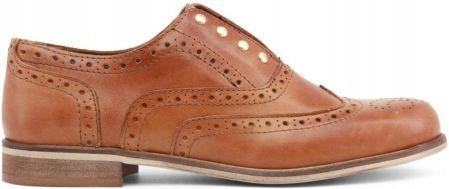 ecb8c594de8a8 Made in Italia skórzane buty damskie sztyblety brązowy 37 - Ceny i ...