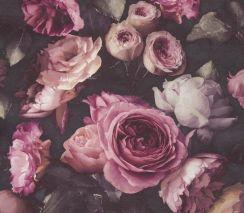 fc26b355be6b92 Tapeta jak obraz Tapety pokojowe Róże kwiaty fliz
