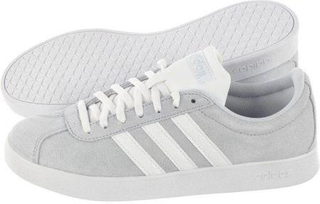buty damskie adidas court db1827 bordowe