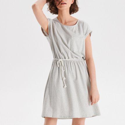 a6c5e58df3 Sukienka Roxy Bright Blue Sky - WBT0 Marshmallow XS - Ceny i opinie ...