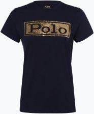 Polo Ralph Lauren T shirt damski niebieski Ceneo.pl