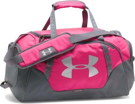 712ba539298f7 Under Armour różowe sportowa torba Undeniable Duffle