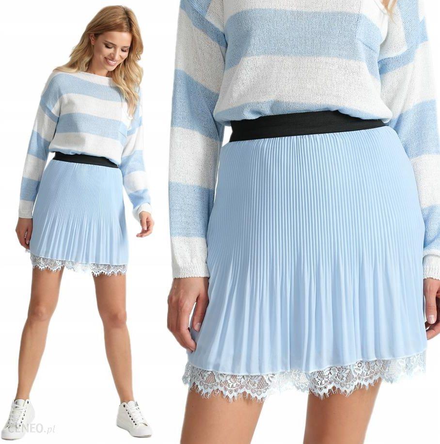 74383e6701 Plisowana spódniczka mini spódnica guma I29 Kolory - Ceny i opinie ...
