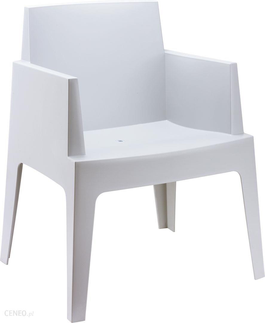 Siesta Krzesło Do Kawiarni I Ogrodu Z Polipropylenu Box