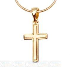 af6de983128843 Verona Zawieszka Złota Pr. 333 Krzyżyk La12520 7672